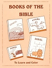 [To Learn and Color: Books of the Bible]