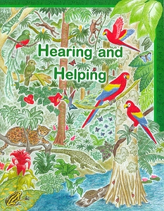 front cover of Hearing and Helping