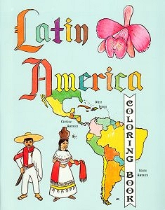 [Latin America Coloring Book]