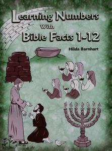 [Learning Numbers With Bible Facts 1-12 (by Hilda Barnhart)]