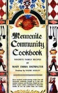 [Mennonite Community Cookbook (by Mary Emma Showalter)]