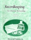 [Recordkeeping for Christian Stewardship -- Workbook 2]
