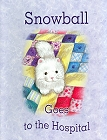 Cover image: Snowball Goes to the Hospital