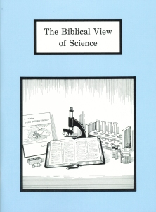 [The Biblical View of Science]
