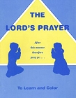 [To Learn and Color: The Lord's Prayer]
